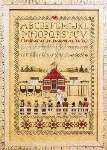 Schoolhouse Sampler - Cross Stitch