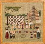 Piecemakers II - Cross Stitch