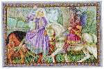 Gareth and Lynette - Cross Stitch Pattern