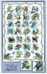 Bird Alphabet - Cross Stitch Pattern