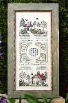 Ravenhill Herb Farm Sampler - Cross Stitch
