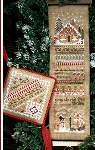Gingerbread Garden Sampler - Cross Stitch Pattern