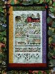 Hands to Work Sampler - Cross Stitch